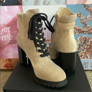 PAIGE boots *never worn*